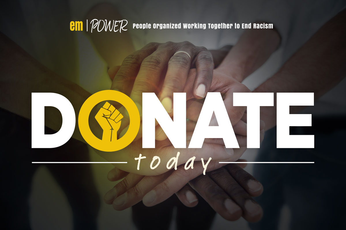 Donate today,  become a bridge to change